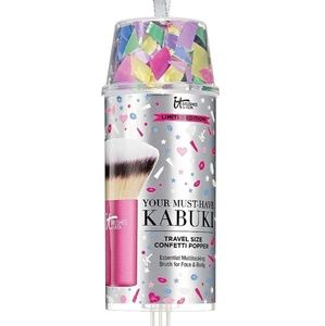Makeup - IT COSMETICS Your Must-Have Kabuki Brush Travel Si
